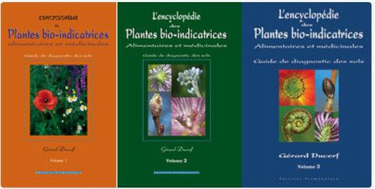 Encyclopédie des plantes bio-indicatrices de Gérard Ducerf